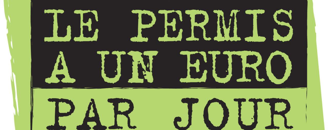 Le permis à 1€